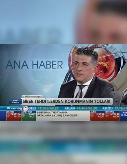 Veri Kurtarma Hizmetleri on Bloomberg HT main news